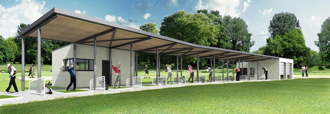 Practice golf académie Estolosa Toulouse 31