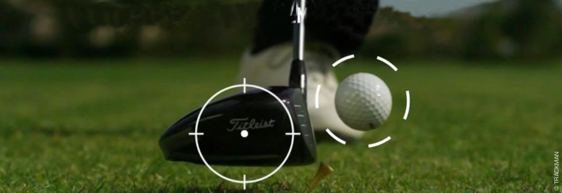 Technologie Trackman à Toulouse – académie de Golf Olivier David